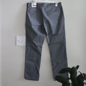 Old Navy Pants - NWT Old Navy - Ultimate Slim Gray Pants 32x30